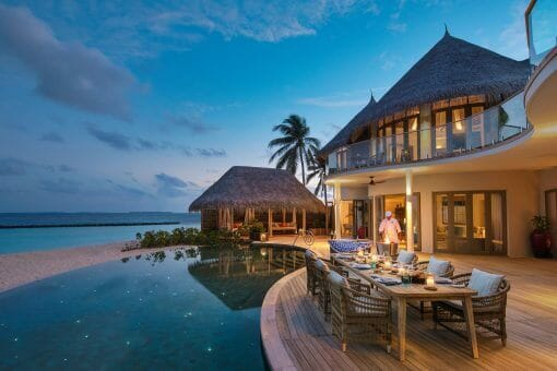The Nautilus Maldives July19 0081 The Nautilus Maldives private ultra-luxury island resort reveals Holistic Spa Month in July and brand new spa treatments selection - EAT LOVE SAVOR International Luxury Lifestyle Magazine
