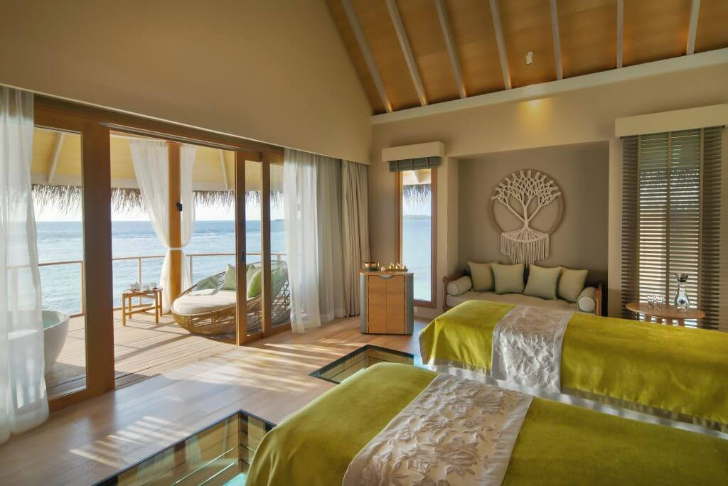 The Nautilus Maldives July19 1554 The Nautilus Maldives private ultra-luxury island resort reveals Holistic Spa Month in July and brand new spa treatments selection - EAT LOVE SAVOR International Luxury Lifestyle Magazine