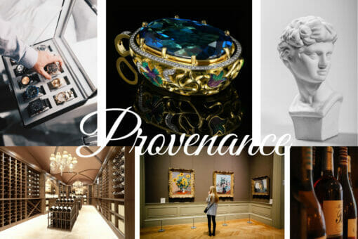 article art 1200 x 800 What Is Provenance, Why it's Important for the Value of your Purchases - EAT LOVE SAVOR International Luxury Lifestyle Magazine