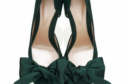 emmy florence greenery front Discover beautiful handmade shoes by Emmy - EAT LOVE SAVOR International Luxury Lifestyle Magazine