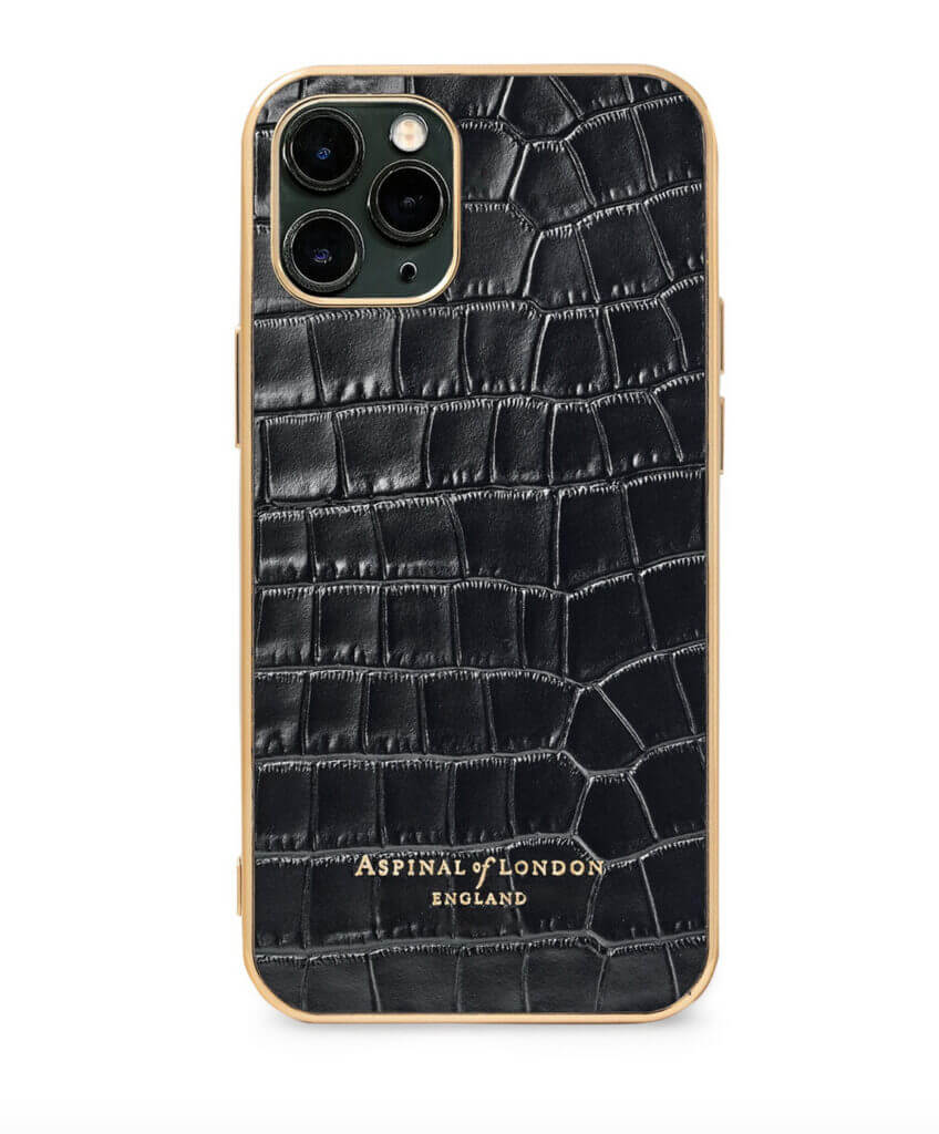 aspinal of london iphone 11 case Father's Day Luxury Gift Guide for Sophisticated Gentlemen - EAT LOVE SAVOR International Luxury Lifestyle Magazine