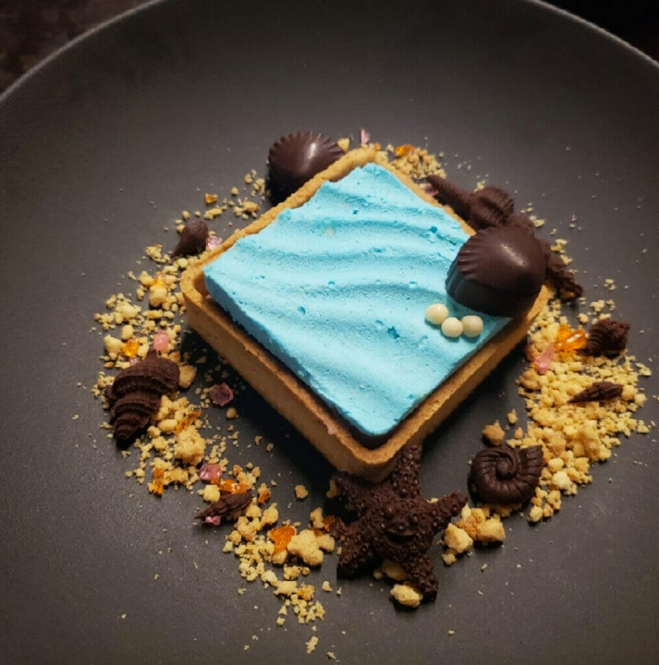 IYC chef Philip Browning dessert The Young Yacht Chef: Philip Browning - EAT LOVE SAVOR International Luxury Lifestyle Magazine