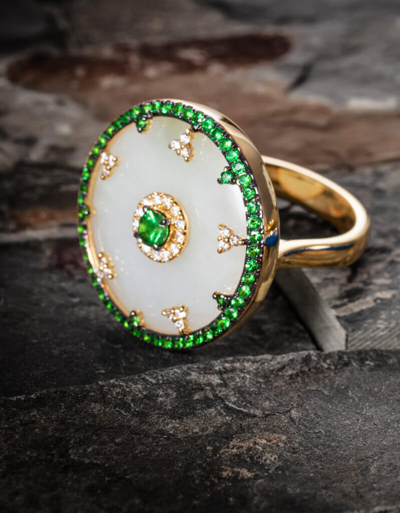 Nadine Aysoy Group 8 Discover Ethos of London: A Passion for Fine Jewelry - EAT LOVE SAVOR International Luxury Lifestyle Magazine