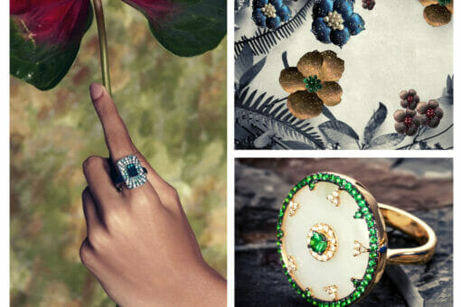 ethos of london main photo photo collage articles 2021 Discover Ethos of London: A Passion for Fine Jewelry - EAT LOVE SAVOR International Luxury Lifestyle Magazine