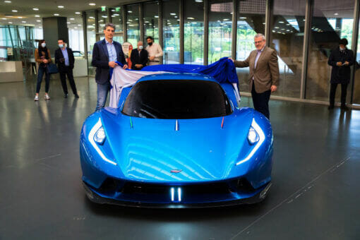 """fulminea 2 Fulminea: The art of building """"extreme"""" electric cars, infused with beauty and cutting edge technology - EAT LOVE SAVOR International Luxury Lifestyle Magazine"""