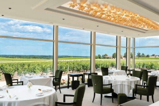 lalique restaurant chateau lafaurie peyraguey Lalique Group acquires the Château Lafaurie-Peyraguey hotel and restaurant and opens The Glenturret Lalique Restaurant - EAT LOVE SAVOR International Luxury Lifestyle Magazine