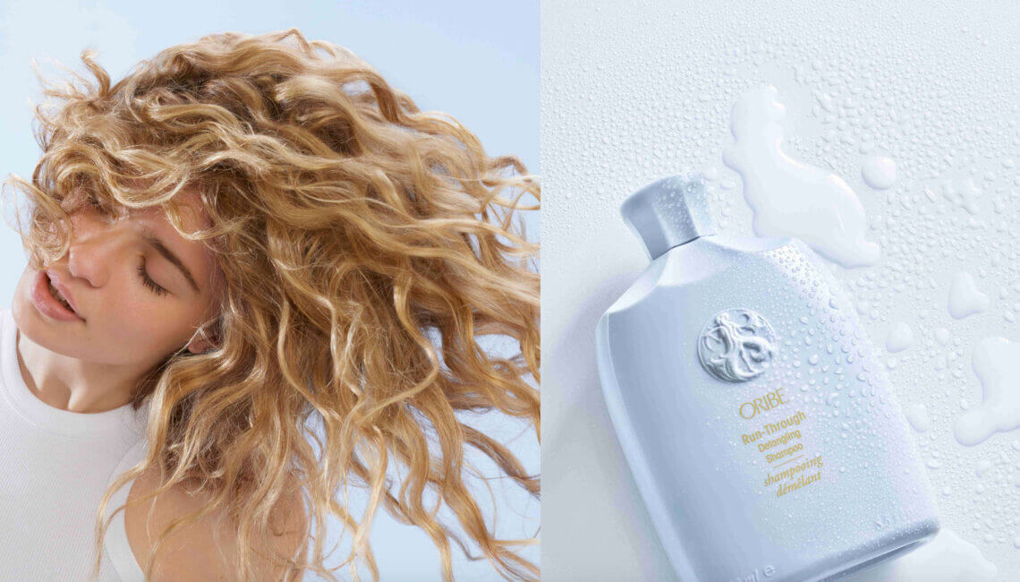 oribe hair care detangler Discover Oribe Luxurious Hair Products, Body Care and Fragrance - EAT LOVE SAVOR International Luxury Lifestyle Magazine