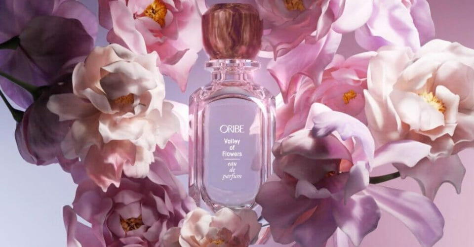 valley of flowers eau de parfum oribe Discover Oribe Luxurious Hair Products, Body Care and Fragrance - EAT LOVE SAVOR International Luxury Lifestyle Magazine