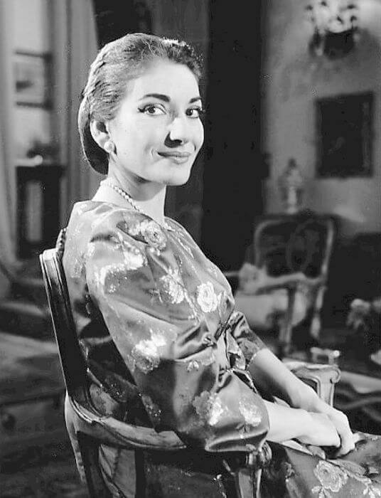 maria callas 1958 Opera 101: Discover the beautiful art form steeped in the art of emotions - EAT LOVE SAVOR International Luxury Lifestyle Magazine