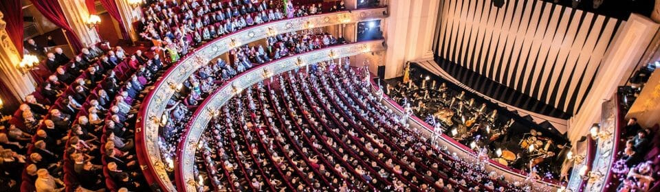 opera stage and audience Opera 101: Discover the beautiful art form steeped in the art of emotions - EAT LOVE SAVOR International Luxury Lifestyle Magazine