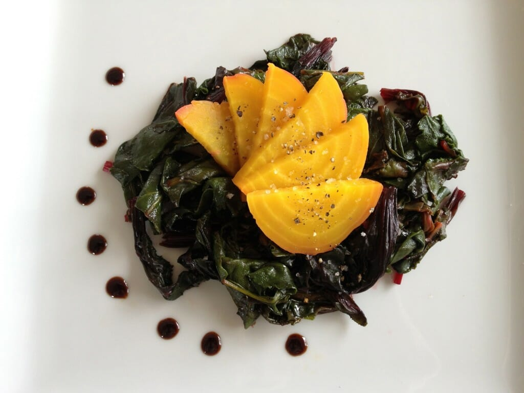 Beets Balsamic1 Discover The Seemingly Endless Uses for White Truffle Oil - EAT LOVE SAVOR International Luxury Lifestyle Magazine