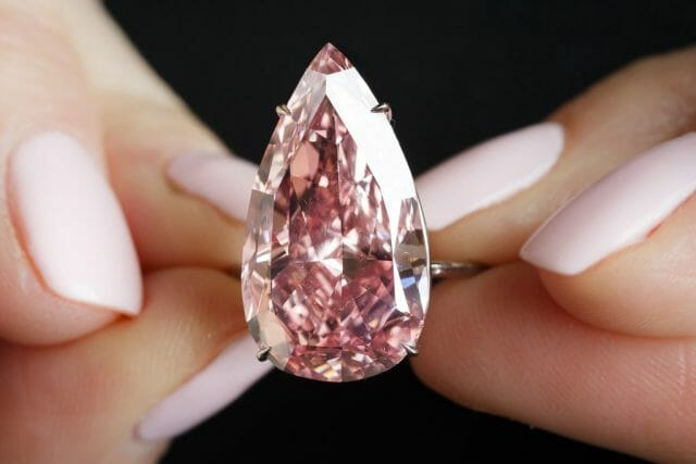 Unique Pink Sothebys Digging Through Data on Diamonds as an Investment - EAT LOVE SAVOR International luxury lifestyle magazine, bookazines & luxury community