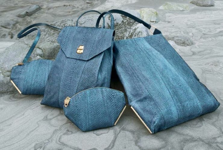 aitch aitch blue bags.jpg Discover AITCH AITCH - Innovation and Sustainability in Luxury Accessories - EAT LOVE SAVOR International Luxury Lifestyle Magazine