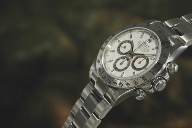 "hillips auction april 2017 back to the future rolex A First-Of-Its-Kind Horological Art Exhibition Contemporary Featuring Watch Portraits by Fabio Santinelli ""Daytona Perpetual"" - EAT LOVE SAVOR International luxury lifestyle magazine, bookazines & luxury community"