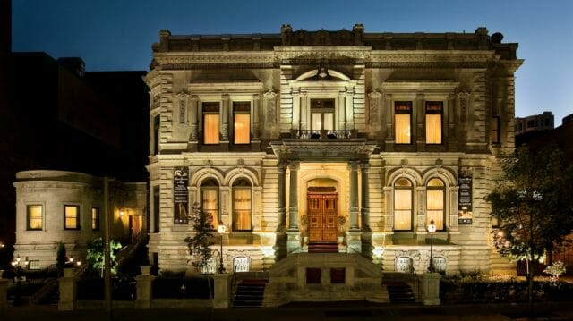 mount stephen house front A Rich Heritage Reborn in a New Light: Le Mount Stephen A Jewel of a Luxury Hotel in Montreal - EAT LOVE SAVOR International luxury lifestyle magazine and bookazines