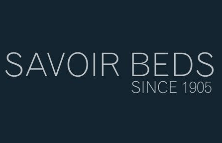 savoir beds logo The Masterful 100: Top 100 Luxury Experts and Brands List - EAT LOVE SAVOR International luxury lifestyle magazine, bookazines & luxury community