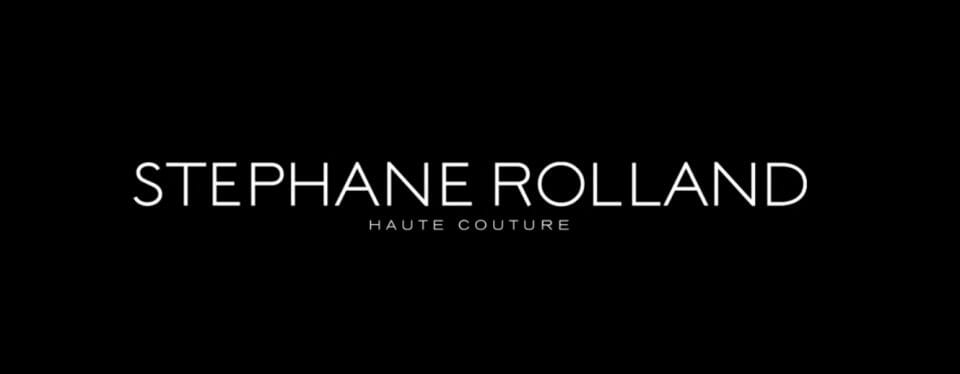 stephane rolland logo The Masterful 100: Top 100 Luxury Experts and Brands List - EAT LOVE SAVOR International luxury lifestyle magazine, bookazines & luxury community