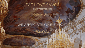 thank you for your support els 2017 - EAT LOVE SAVOR International Luxury Lifestyle Magazine