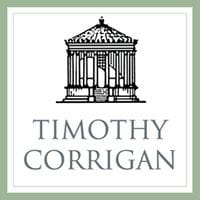 timothy corrigan logo The Masterful 100: Top 100 Luxury Experts and Brands List - EAT LOVE SAVOR International luxury lifestyle magazine, bookazines & luxury community